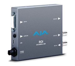 AJA Mini Converter - DVI/HDMI to SDI with ROI Scaling