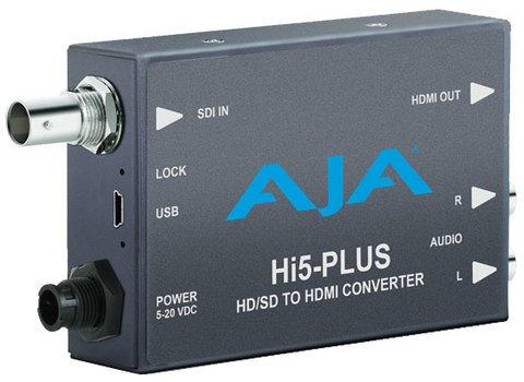 AJA Mini Converter - Hi5-Plus