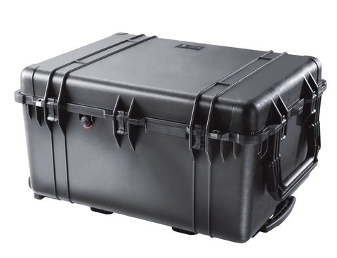 Pelican 1630 Transport Case with Foam - Black