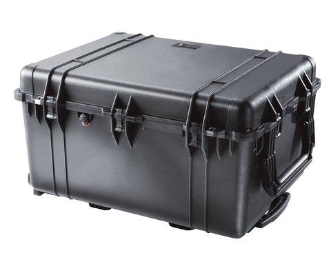 1630 Transport Case with Foam - Black