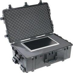 Pelican 1650 Case with Foam - Black