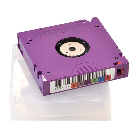Spectra Logic LTO-6 Certified Cartridge - Barcode - 90949478