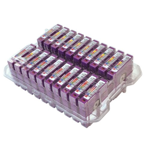 Spectra Logic LTO 6 Tapes, 20-Pack with Barcode - 90949476