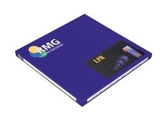 "RMGI LPR-35 1/4"" x 885' 5"" Plastic Reel Box"