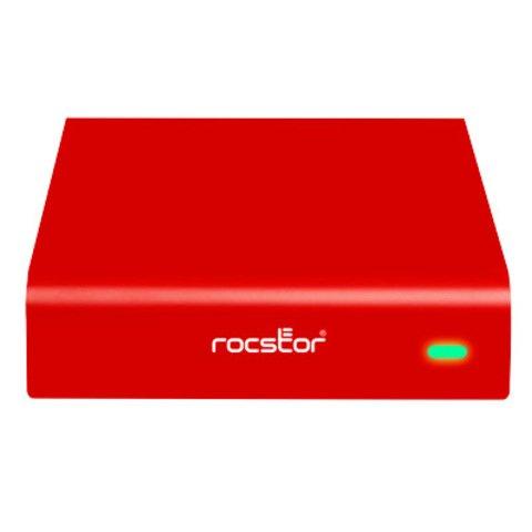 Rocstor Rocpro 900e - Red - 4TB - 7200rpm