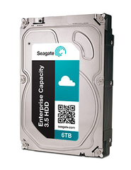 "Seagate 6TB Enterprise Capacity 3.5"" HDD"