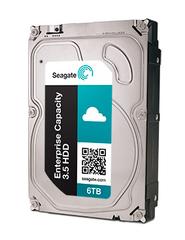 "Seagate 6TB Enterprise Capacity 3.5"" HDD"