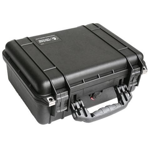 Pelican 1450 Case with Foam - Black