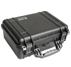 Pelican 1450 Case with Foam - Black