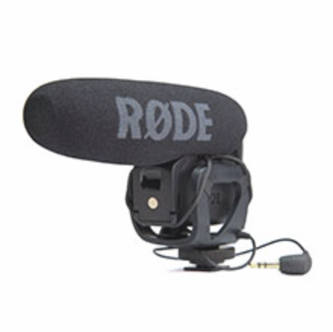 RODE VideoMic Pro-R Compact Directional On-camera Microphone