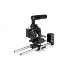 Wooden Camera Quick Kit for Blackmagic Pocket Cinema Camera