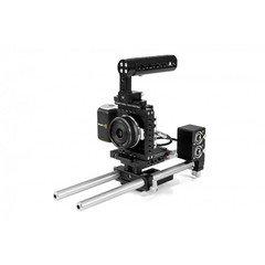 Wooden Camera Quick Kit for Blackmagic Pocket Cinema Camera