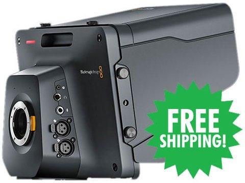 Blackmagic Design Studio Camera 4K