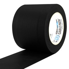 Pro-Tapes Cable Path Tape - Black - 3 Inch
