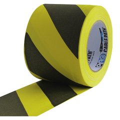 Pro-Tapes Cable Path Tape - Yellow/Black Stripe - 3 Inch