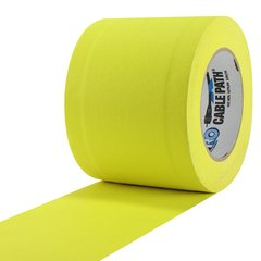 Pro-Tapes Cable Path Tape - Yellow - 4 Inch