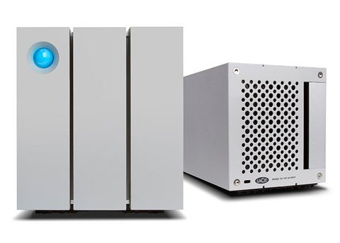 LaCie 8TB 2big Thunderbolt 2