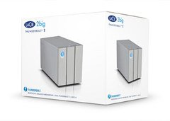 LaCie 12TB 2big Thunderbolt 2