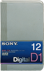 Sony D1M-12A