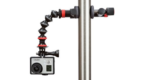 JOBY Action Clamp & GorillaPod Arm