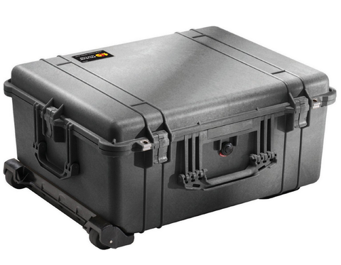 Pelican 1610 Case - Black