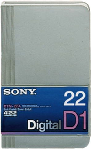 Sony D1M-22A