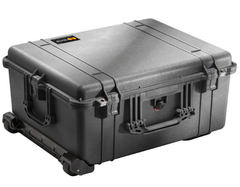 Pelican 1610NF Case (No Foam) - Black