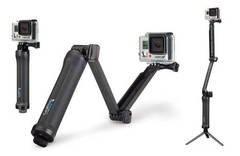 GoPro 3-Way Grip/Arm/Tripod Mount