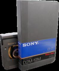 Sony D2M-12M