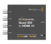 Mini Converter - Quad SDI to HDMI 4K