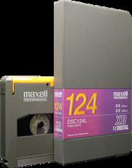 Maxell D5-C124L