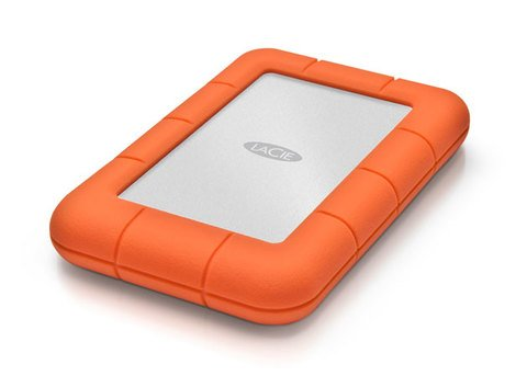 2TB Rugged Mini - USB 3.0