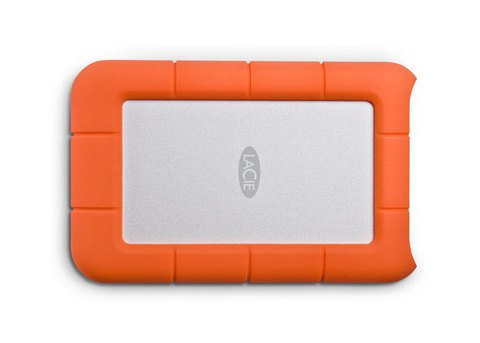 LaCie 2TB Rugged Mini - USB 3.0