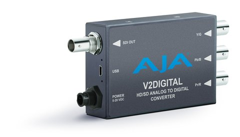 AJA Mini Converter - V2Digital