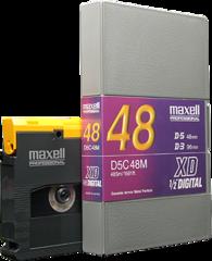 Maxell D5-C48M
