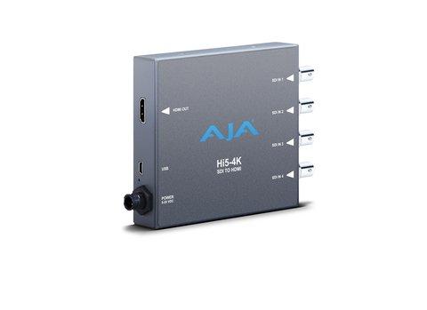 AJA Mini Converter - Hi5-4K