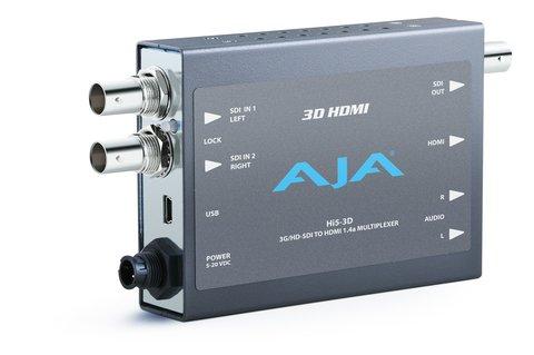 AJA Mini Converter - Hi5-3D