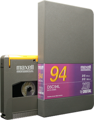 Maxell D5-C94L