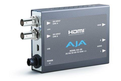 AJA Mini Converter - Hi5-3G