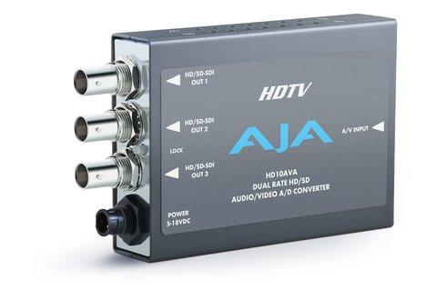 AJA Mini Converter - HD10AVA