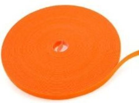 Rip-Tie WrapStrap - Orange 25 Yards - 1 Roll