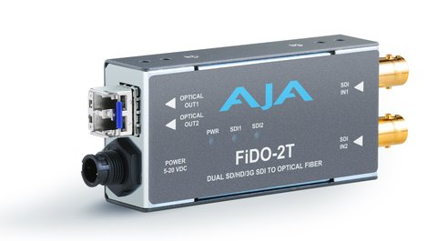 AJA Mini Converter - FiDO-2T