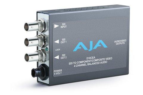 AJA Mini Converter - D10CEA