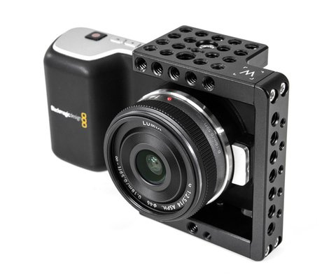 Wooden Camera Pocket Cage