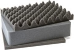 Pelican 1451 3 Pc. Replacement Foam Set for 1450 Case
