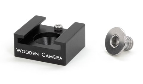 Wooden Camera 1/4-20 Hot Shoe Mount