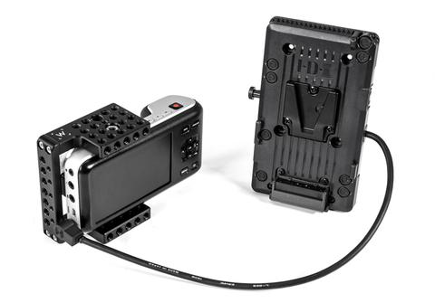 Wooden Camera WC V-Mount (Pocket)