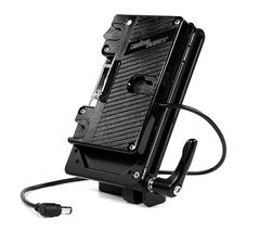 Wooden Camera Battery Slide