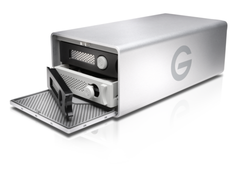 G-Technology 4TB G-RAID with Removable Drives