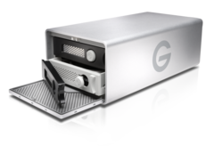 G-Technology 8TB G-RAID with Removable Drives